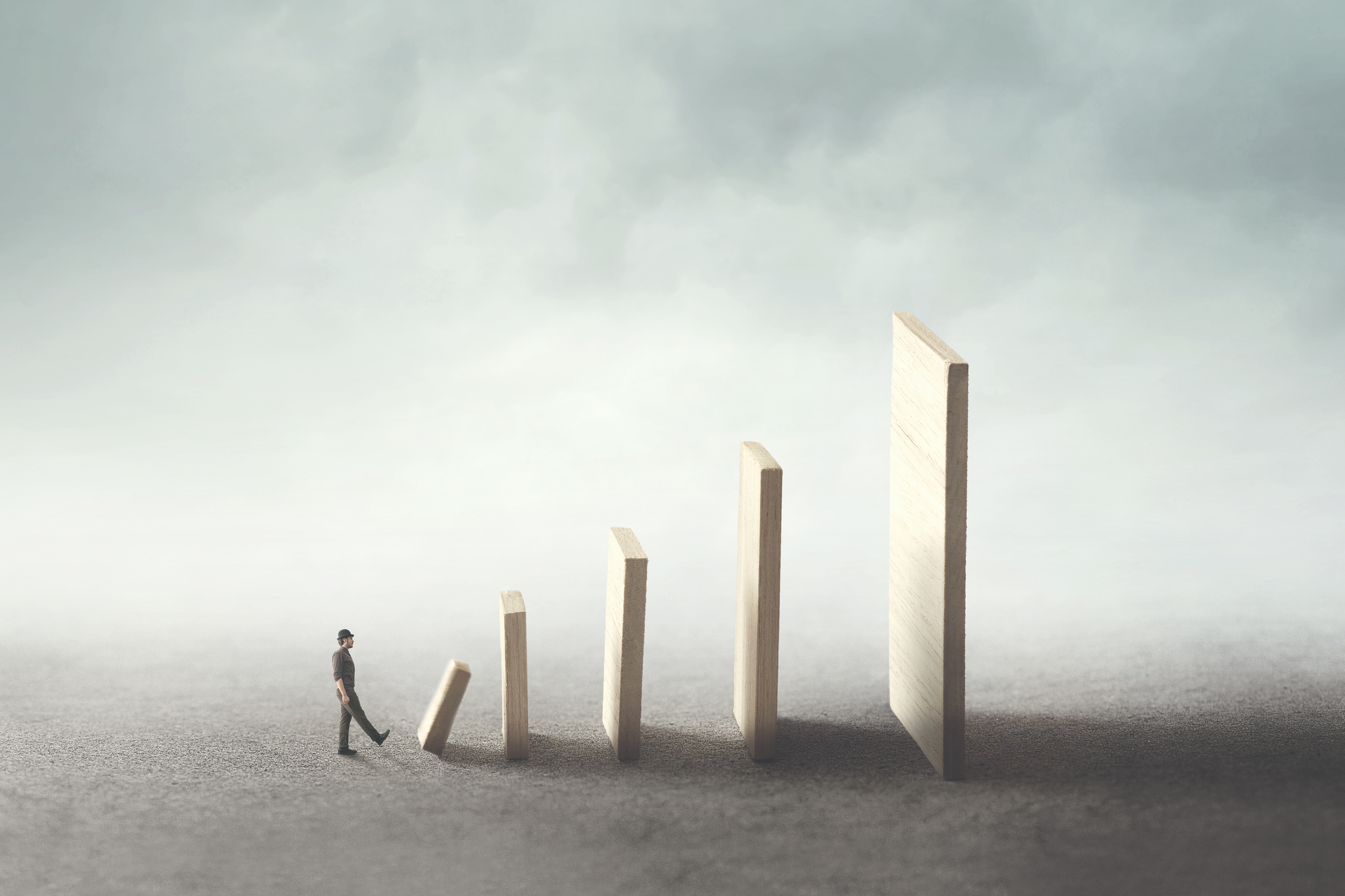 The Direct Index Domino Effect