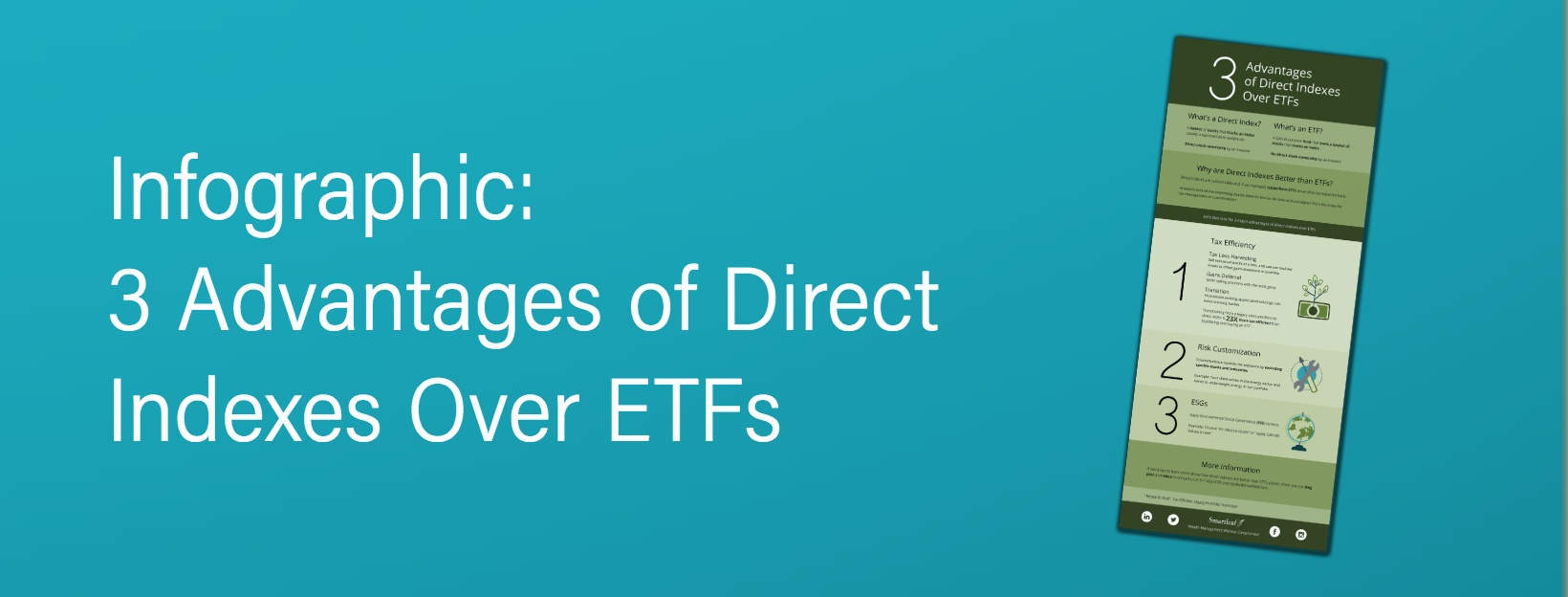 Infographic: Why Direct Indexes are Better Than ETFs