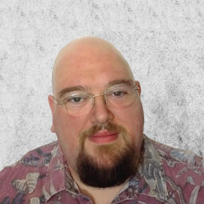 Dan Ritter Headshot