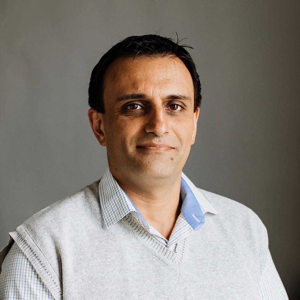 Mohammad Heidari Headshot