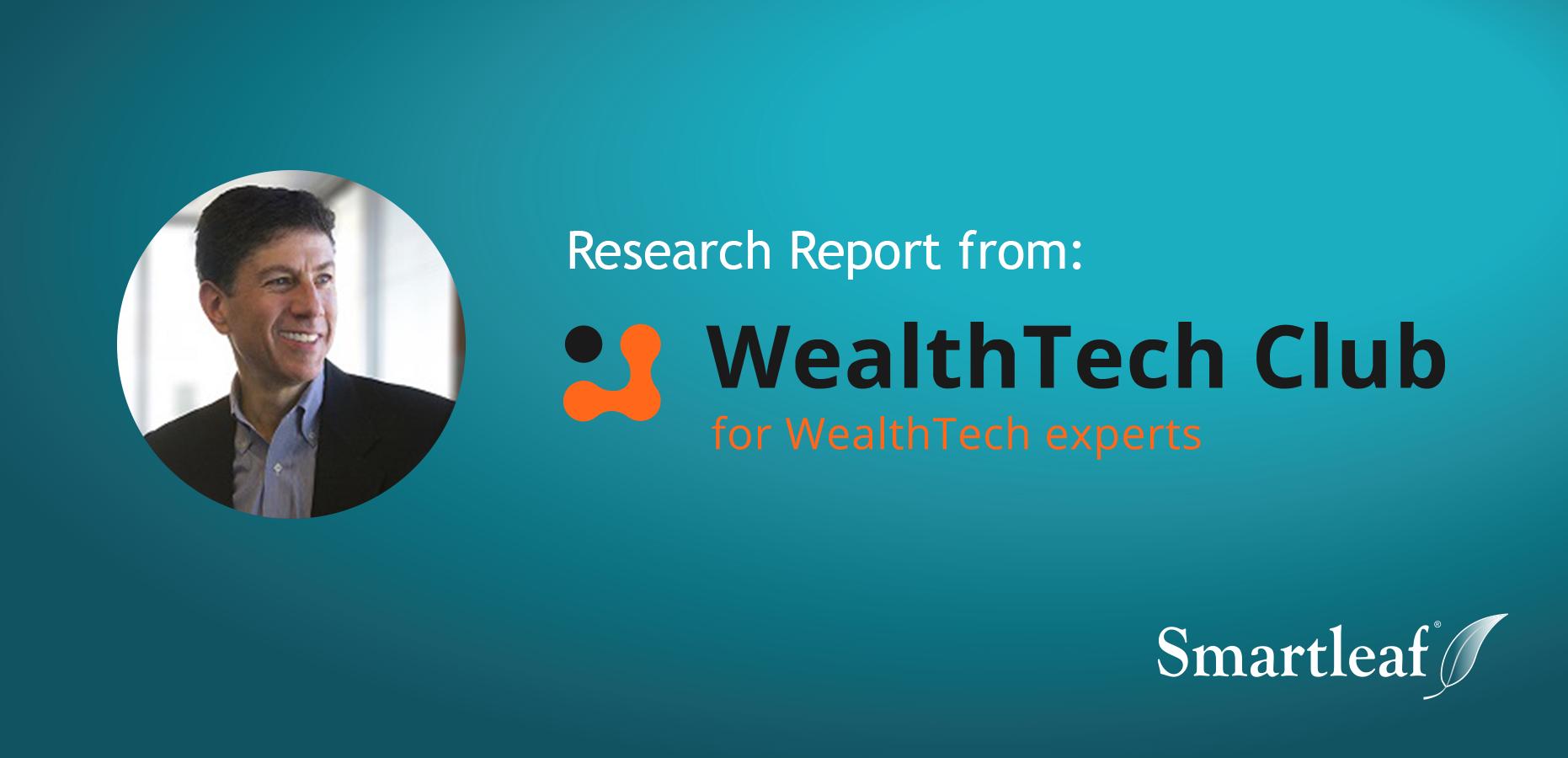 WealthTech Club Header Photo